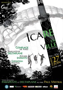 affiche Icare